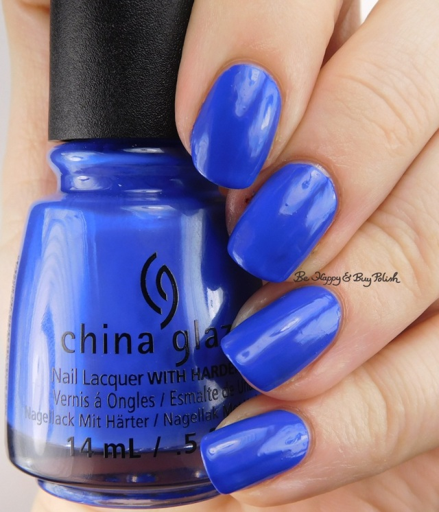 China Glaze I Sea The Point | Be Happy And Buy Polish