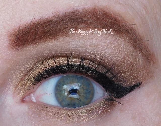 EOTD Lorac Princess eyeshadow palette, Urban Decay Half Baked   Be Happy And Buy Polish