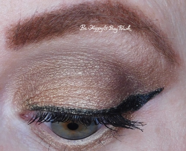 EOTD Urban Decay Half Baked, Lorac Princess eyeshadow palette | Be Happy And Buy Polish