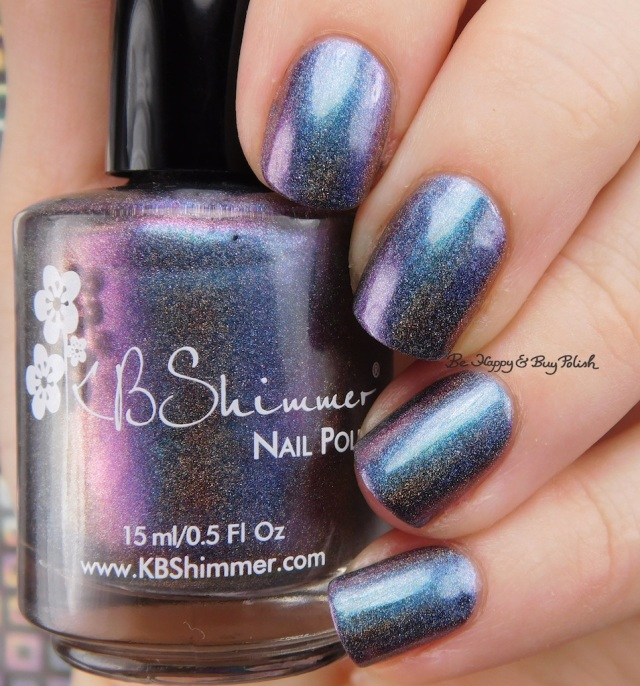 KBShimmer None of Your Bismuth | Be Happy And Buy Polish