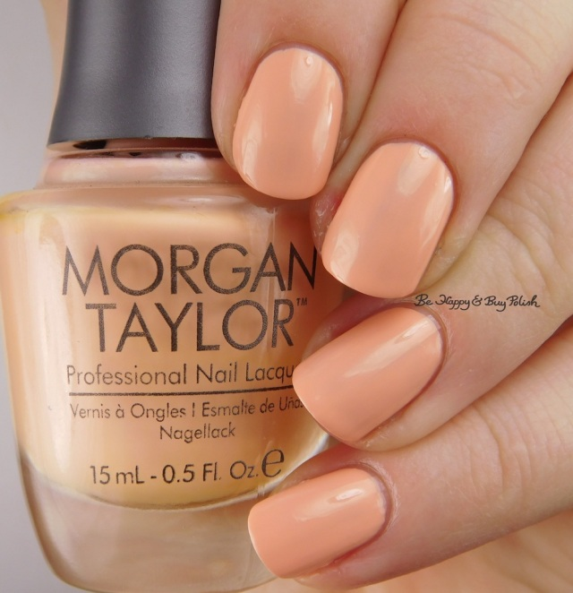 Morgan Taylor Beach Babe | Be Happy And Buy Polish