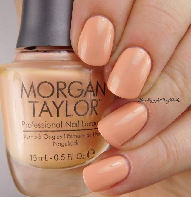 Morgan Taylor Beach Babe | Be Happy And Buy Polish