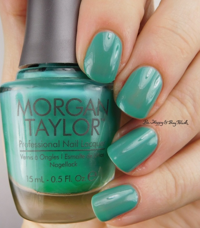Morgan Taylor Going Native | Be Happy And Buy Polish