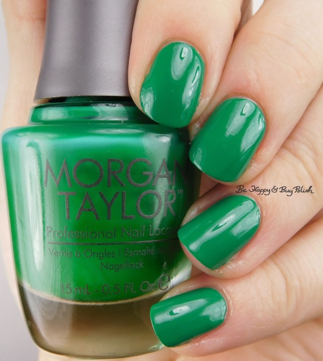 Morgan Taylor Later Alligator | Be Happy And Buy Polish