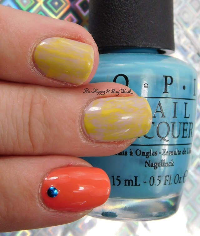 OPI Can't Find My Czechbook, Don't Bossa Nova Me Around, I Just Can't Cope-acabana, SPF XXX | Be Happy And Buy Polish
