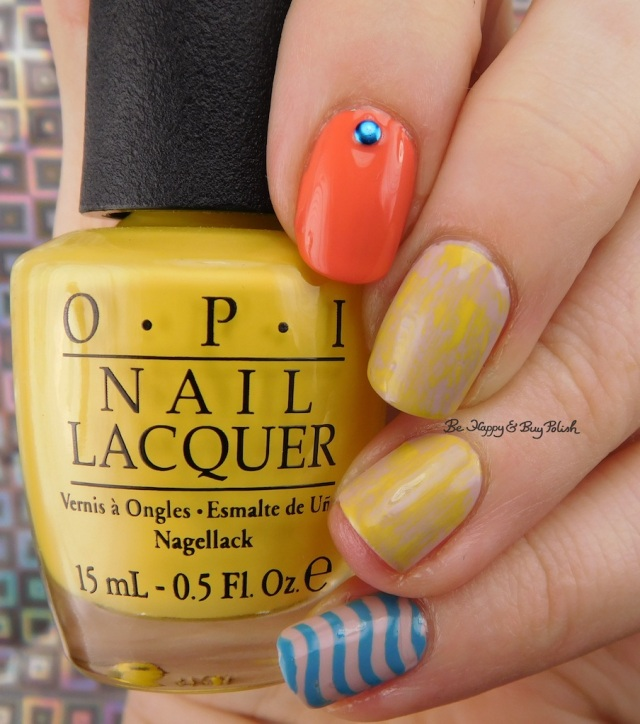 OPI I Just Can't Cope-acabana, SPF XXX, Can't Find My Czechbook, Don't Bossa Nova Me Around | Be Happy And Buy Polish