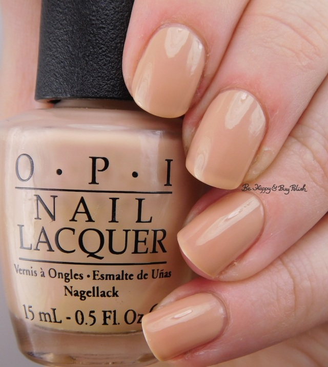 OPI Samoan Sand | Be Happy And Buy Polish