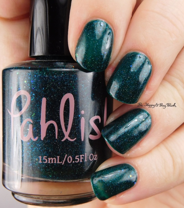 Pahlish green mystery | Be Happy And Buy Polish