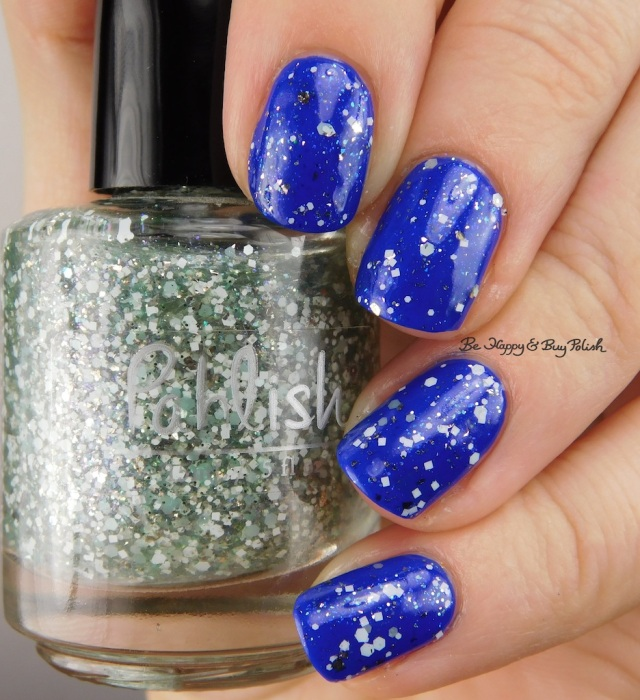 Pahlish Wild Air over Pahlish Ponder This | Be Happy And Buy Polish