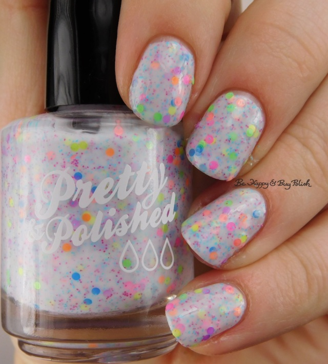 Pretty & Polished Not Enough Claritin in the World | Be Happy And Buy Polish