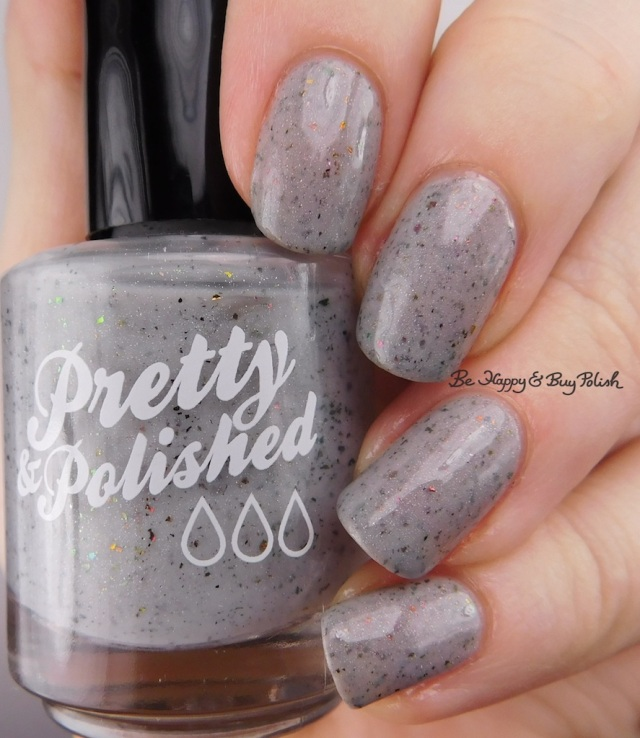 Pretty & Polished Smoke & Mirrors | Be Happy And Buy Polish