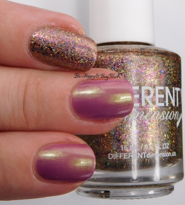 Different Dimension Ursa Minor, OPI Significant Other Color | Be Happy And Buy Polish