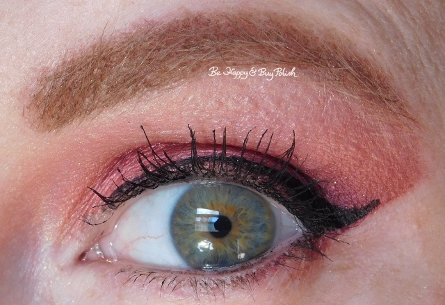 EOTD with Glamour Doll Eyes Sherbert, Rose City, Forever Alone | Be Happy And Buy Polish