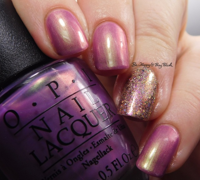 OPI Significant Other Color, Different Dimension Ursa Minor color shift | Be Happy And Buy Polish