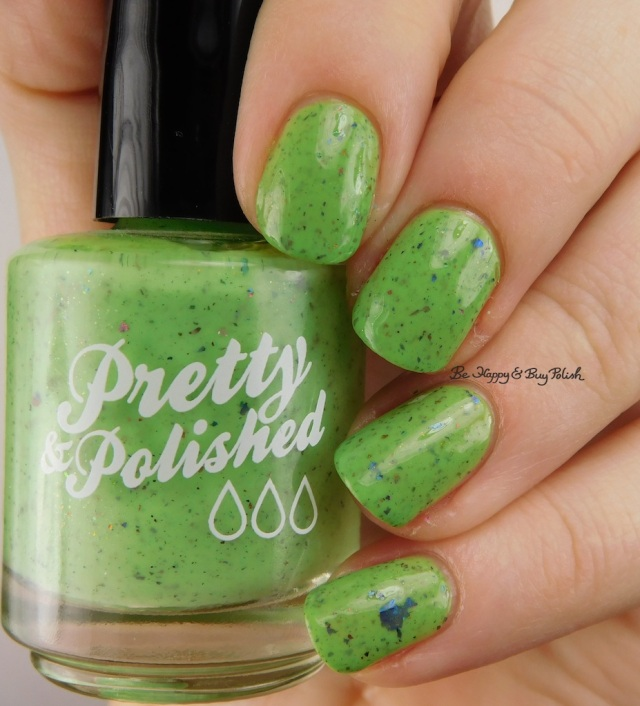 Pretty & Polished No One Fights Alone | Be Happy And Buy Polish