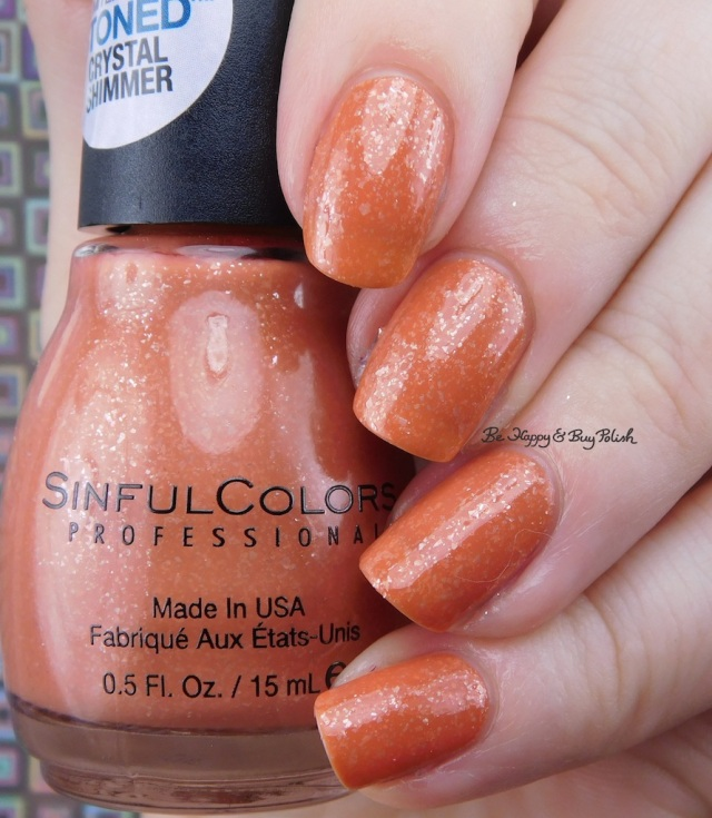 Sinful Colors Desert Divas Clay Me | Be Happy And Buy Polish