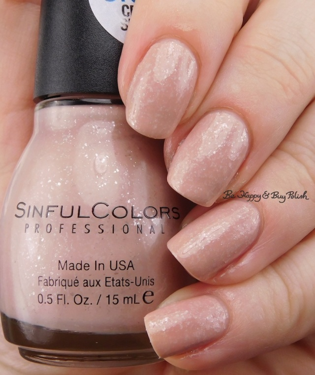 Sinful Colors Desert Divas Just Deserts | Be Happy And Buy Polish