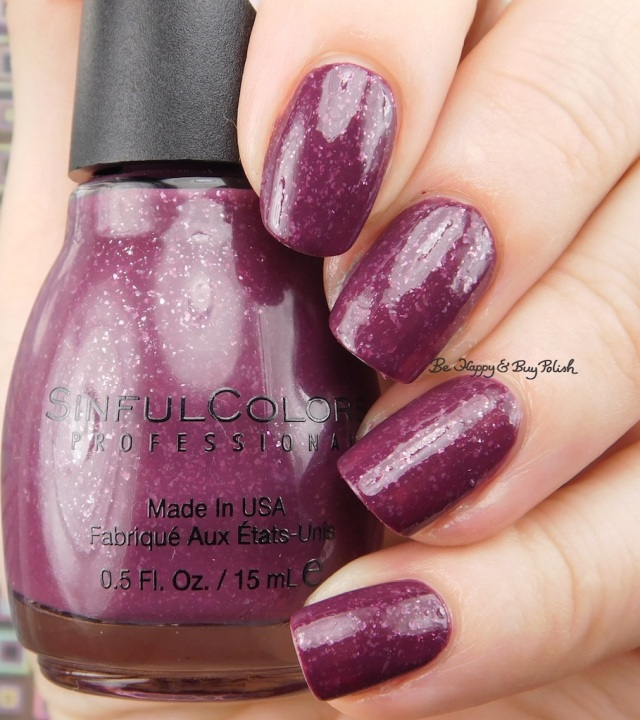 Sinful Colors Desert Divas Namaste the Night | Be Happy And Buy Polish