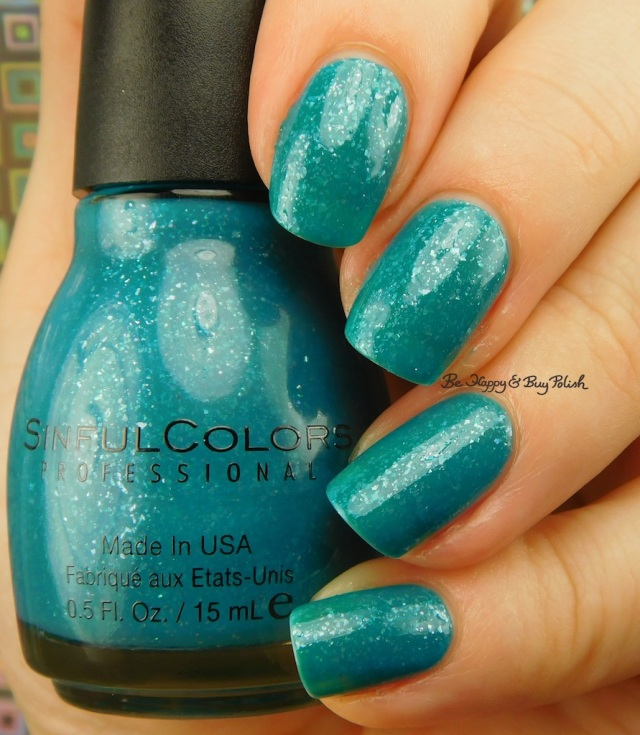 Sinful Colors Desert Divas Tealing Power | Be Happy And Buy Polish