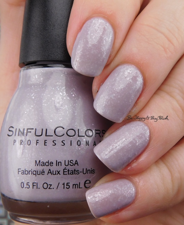 Sinful Colors Desert Divas Thera-Pewter | Be Happy And Buy Polish