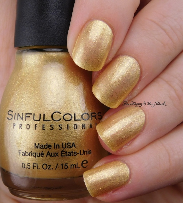 Sinful Colors Gilded Goddess | Be Happy And Buy Polish