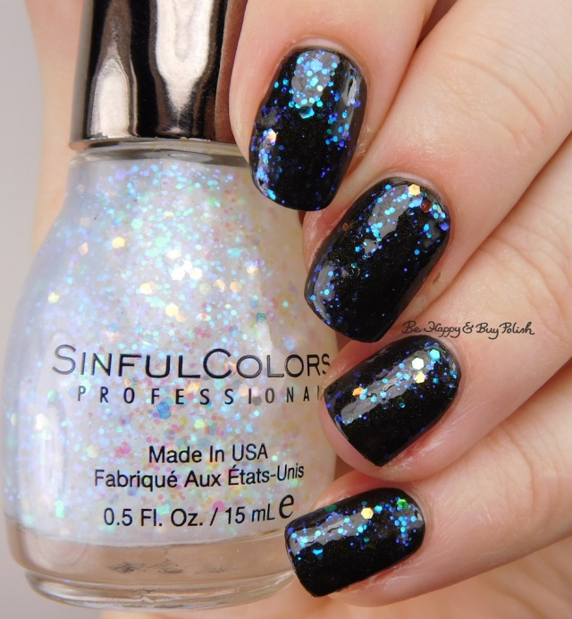 Sinful Colors Kandee Johnson Digital Dreams over Licorice | Be Happy And Buy Polish