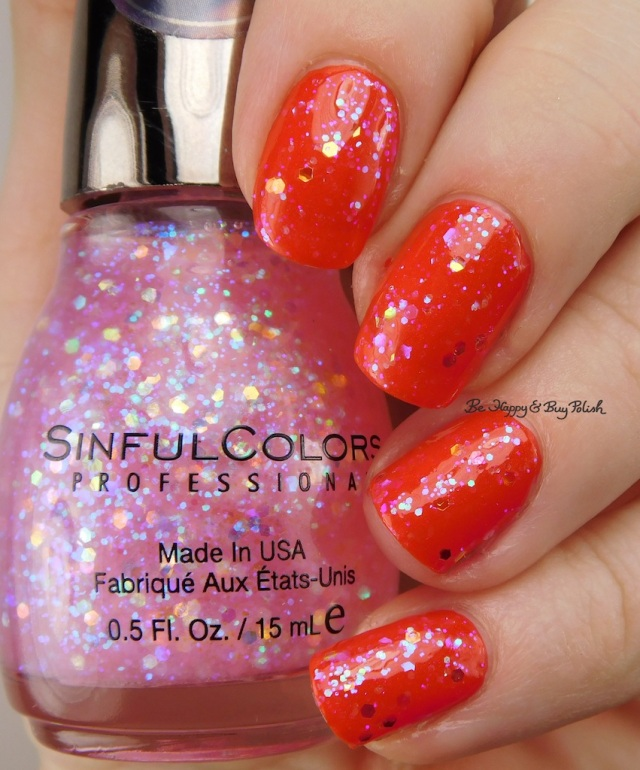 Sinful Colors Kandee Johnson Kandee Pink over Cherry on Top | Be Happy And Buy Polish