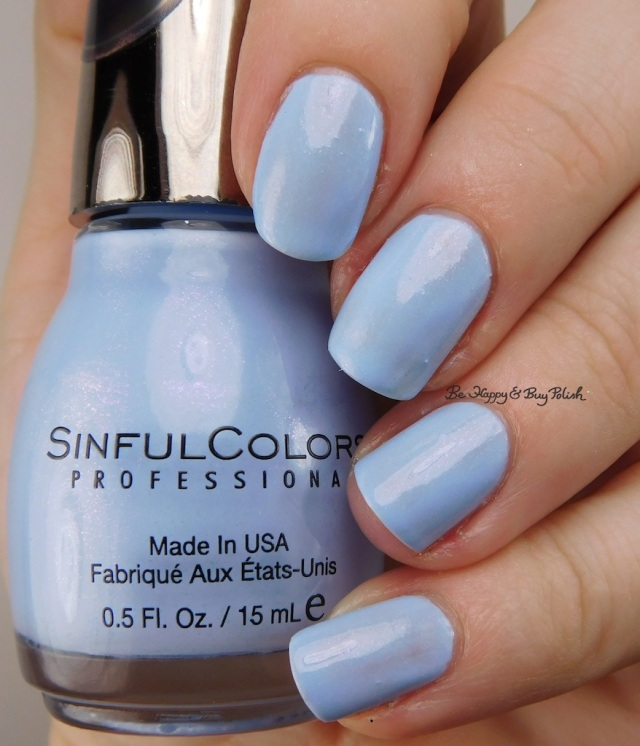 Sinful Colors Kandee Johnson Kiss Goodnight | Be Happy And Buy Polish