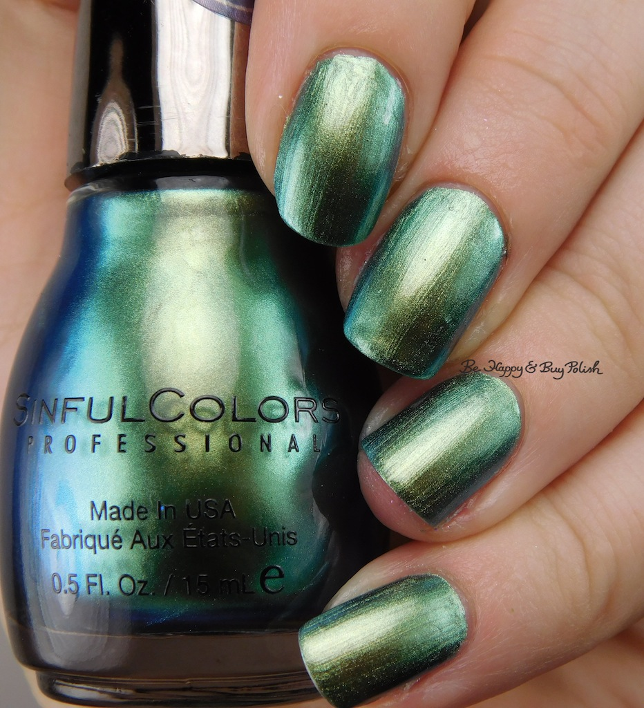 Sinful Colors Kandee Johnson Vintage Anime Nail Polish Collection Swatches Review Be Happy