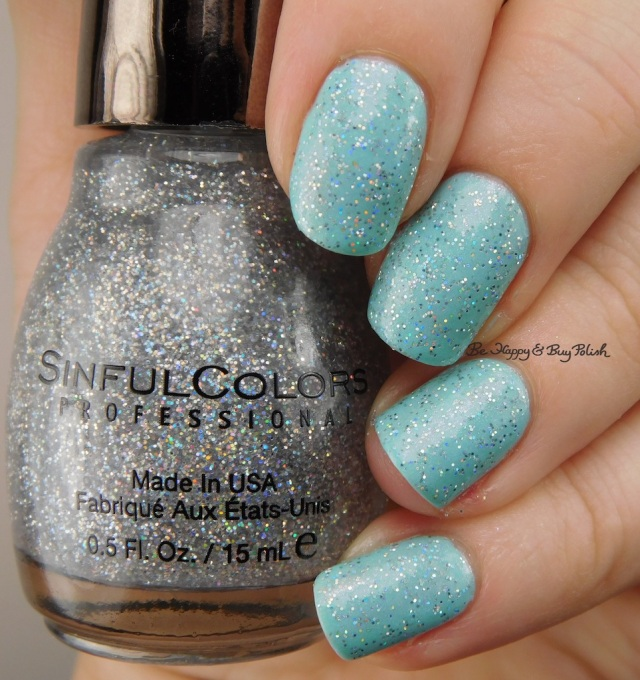 Sinful Colors Kandee Johnson Urban Magic over Flip Tease | Be Happy And Buy Polish