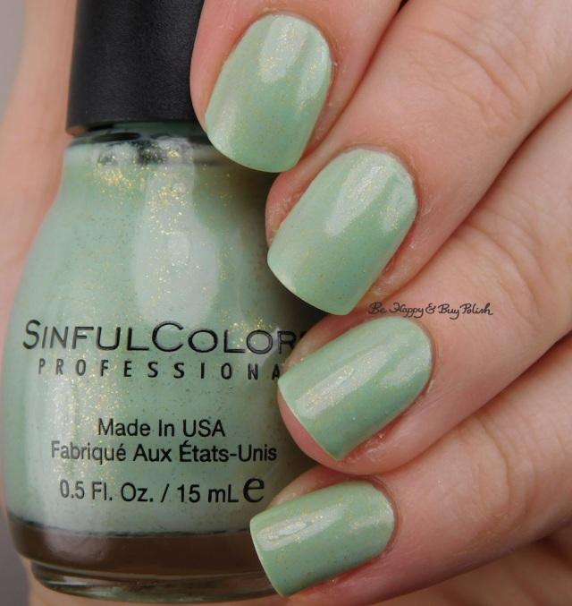 Sinful Colors Works Like a Charm | Be Happy And Buy Polish