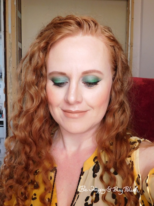 Urban Decay Alice Through the Looking Glass eyeshadow palette, Too Faced Melted liquid lipstick | Be Happy And Buy Polish