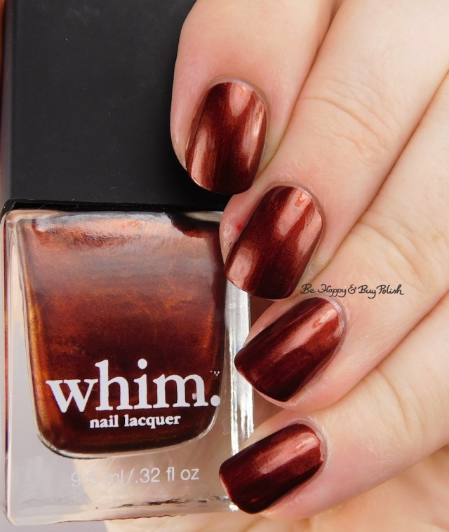 Whim Crackling Embers | Be Happy And Buy Polish