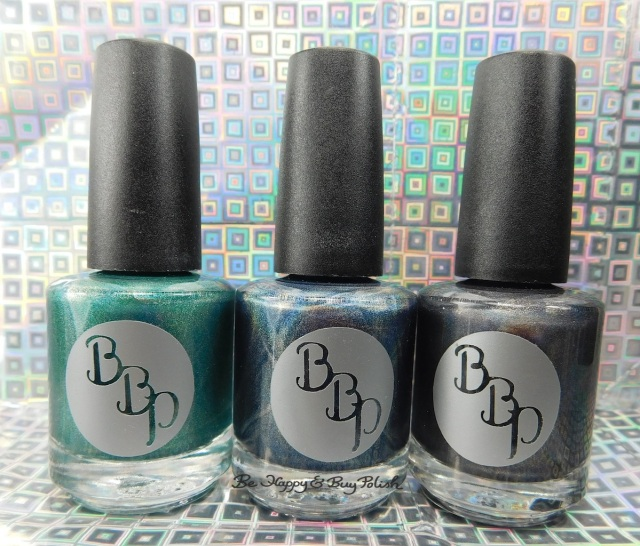 Bad Bitch Polish Love Your Planet nail polish collection | Be Happy And Buy Polish
