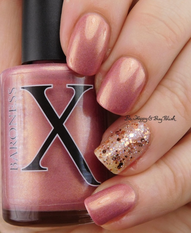 Baroness X Be Happy, CrowsToes Nail Color Buy Polish | Be Happy And Buy Polish