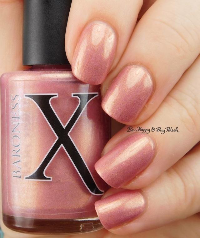 Baroness X Be Happy | Be Happy And Buy Polish