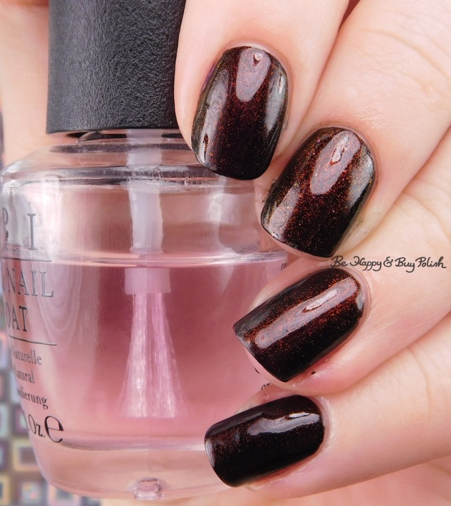 Baroness X Vulcan, Darling Diva Ringer, Baroness X Doomfire, Baroness X Obsidian comparison | Be Happy And Buy Polish