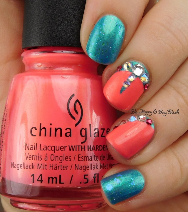 China Glaze Bite Me, Parrot Polish Blue Macaw, CrowsToes Nail Color Sweet As Sugar Cold As Ice | Be Happy And Buy Polish