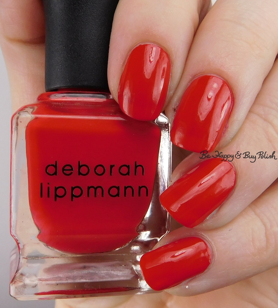 Deborah Lippmann | Be Happy and Buy Polish