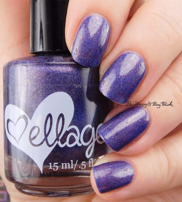 ellagee The Purple One | Be Happy And Buy Polish