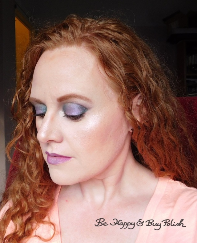 Glamour Doll Eyes, Wet N Wild, ColourPop makeup look | Be Happy And Buy Polish