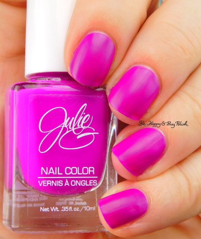 JulieG Fierce & Fab | Be Happy And Buy Polish