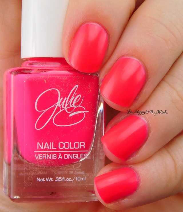 JulieG Oh Em Gee   Be Happy And Buy Polish