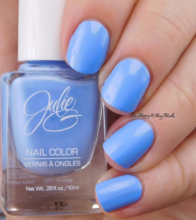 JulieG Santorini | Be Happy And Buy Polish