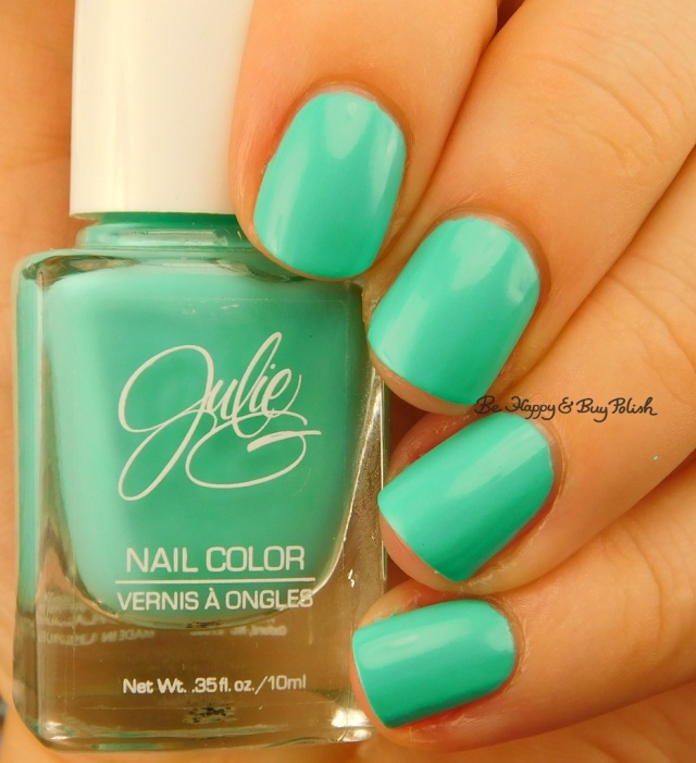 JulieG Tropical | Be Happy And Buy Polish
