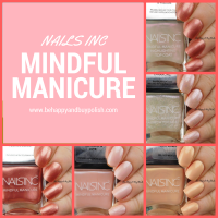 Nails Inc Mindful Manicure nail polish collection