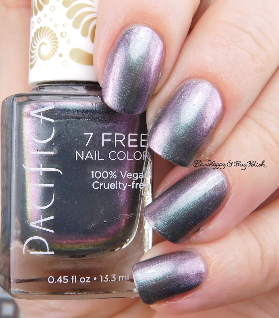 Pacifica Fantasea and Abalone nail polish swatches + review | Be ...