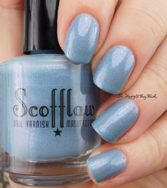 Scofflaw Nail Varnish Seagulls Screaming Kiss Her Kiss Her | Be Happy And Buy Polish
