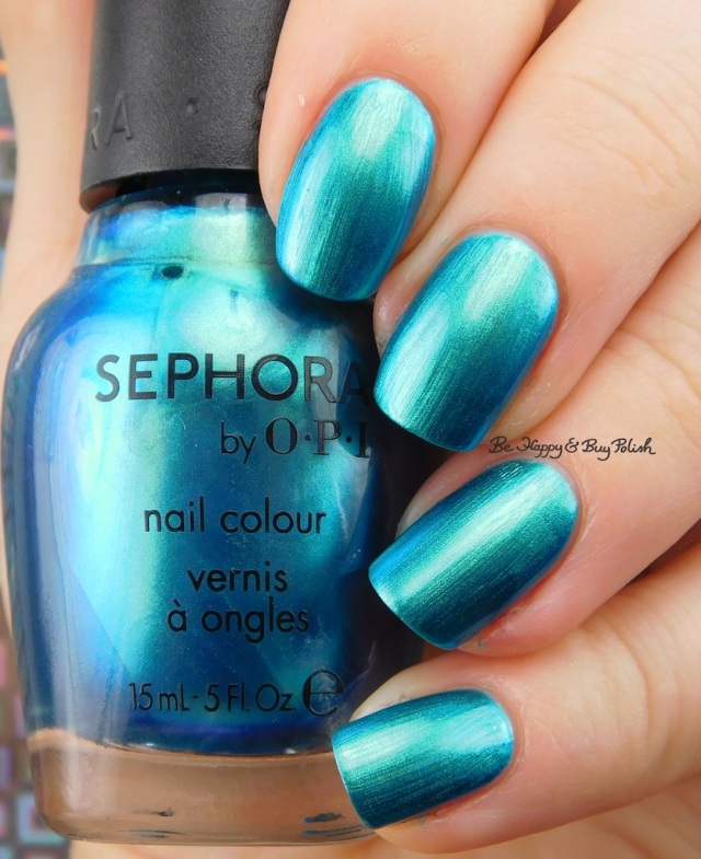Sephora by OPI Mermaid to Order | Be Happy And Buy Polish