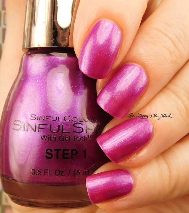 Sinful Colors Bayou Babes Bayou Bae | Be Happy And Buy Polish